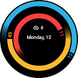 Circles - Wear Watchface