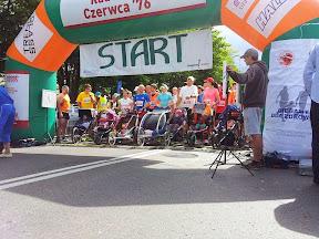 Półmaraton Radomskieg czerwca (22 czerwca 2014)