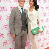 OIC - ENTSIMAGES.COM - Kevin Clifton and Karen Hauer at the Tesco Mum Of The Year Awards in London 1st March 2015  Photo Mobis Photos/OIC 0203 174 1069