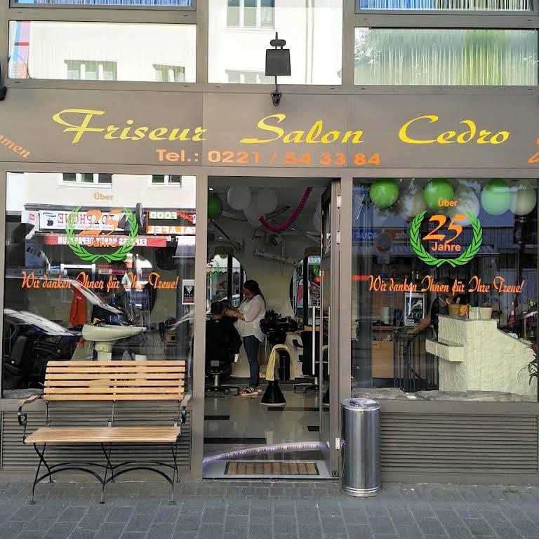 Friseur Salon Cedro Gbmh Friseursalon In Köln