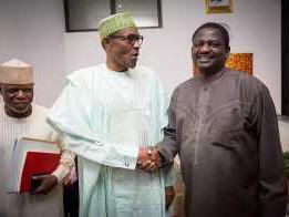 The God that spared Buhari the first time will ensure his returns to full health - Femi Adesina
