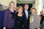 Jennifer Sampson; Maribess Miller; Norm Bagwell, Bank of Texas; Carol Nichols