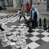 Парковые шахматы. Парк в Женеве