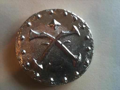 BAPS Judge Reward Coin Front
