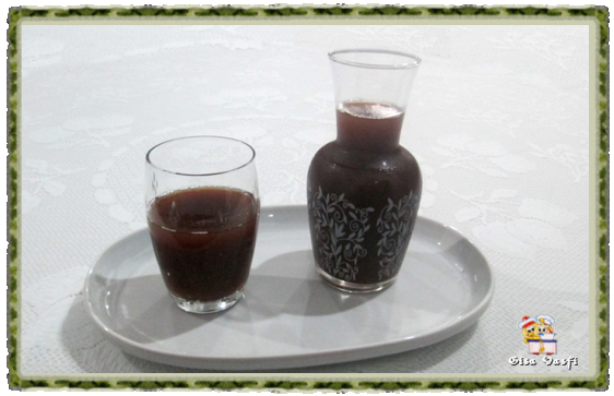 Suco e licor de tamarindo 2