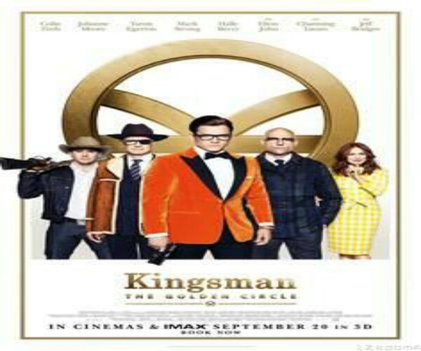 Movie Reviews: Kingsman: The Golden Circle