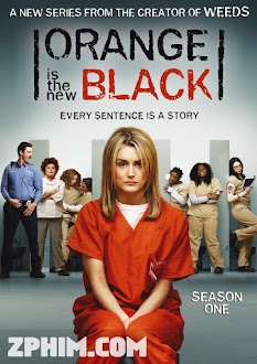 Trại Giam Kiểu Mỹ 1 - Orange Is the New Black Season 1 (2013) Poster