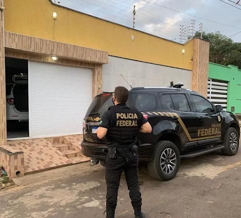 PF deflagra mais uma operação contra gestão de Edivaldo em São Luís