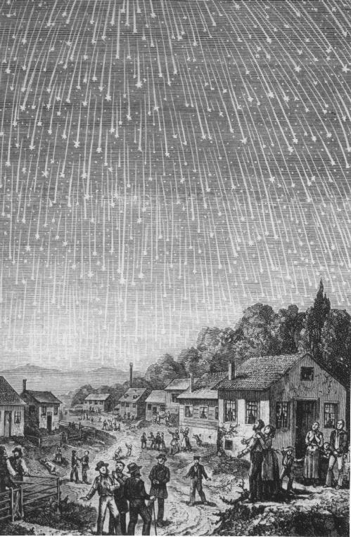 Night The Stars Fell