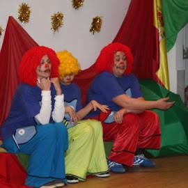 Teatro y magia en Guadiana