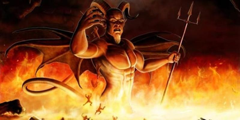 Sidang Umum Majelis Iblis Se-Dunia