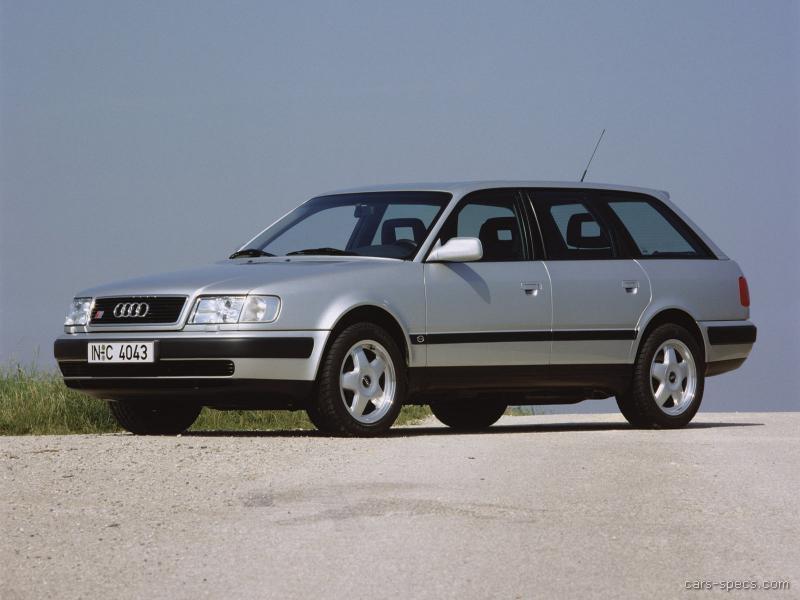 AUDI 100/ 200 Avant models - autoevolution