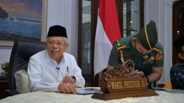 Wapres Ma'ruf Sebut Kemiskinan di Indonesia Bakal Meningkat, Bisa Sama 2011