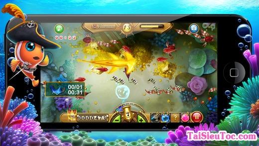 giới thiệu game bắn cá Fishing Joi cho iPhone