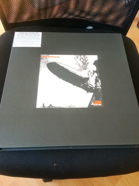 Led Zeppelin - I - Super deluxe box set.
