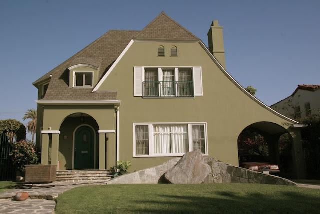 1923 - Tudor / English Revival