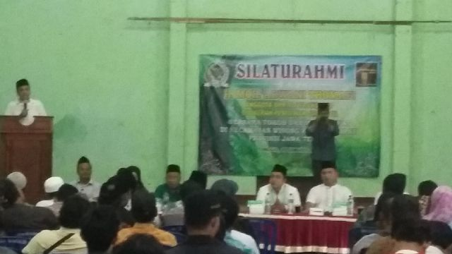 Temu Kader Bersama Paslon Haryanto-Arifin