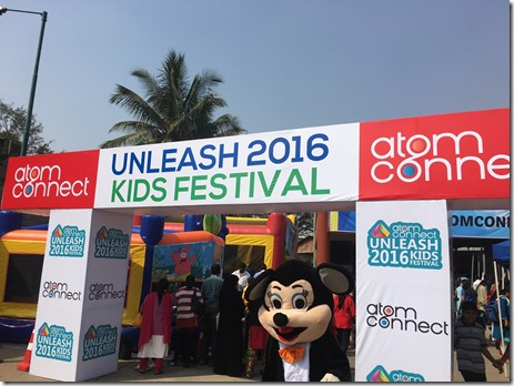 Read this before you go to 'Unleash 2016 Kids Festival'