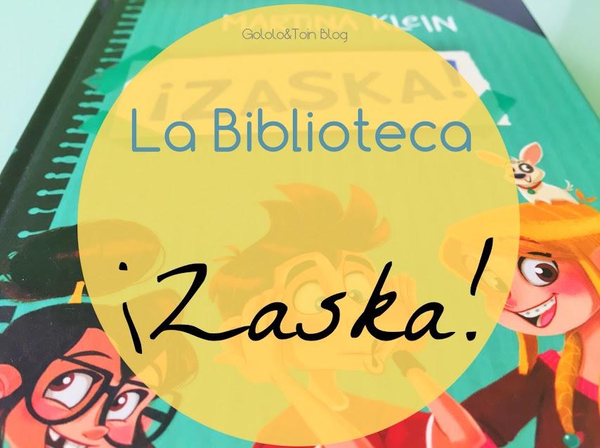zaska-literatura-juvenil-martina-klein-niños-aventuras