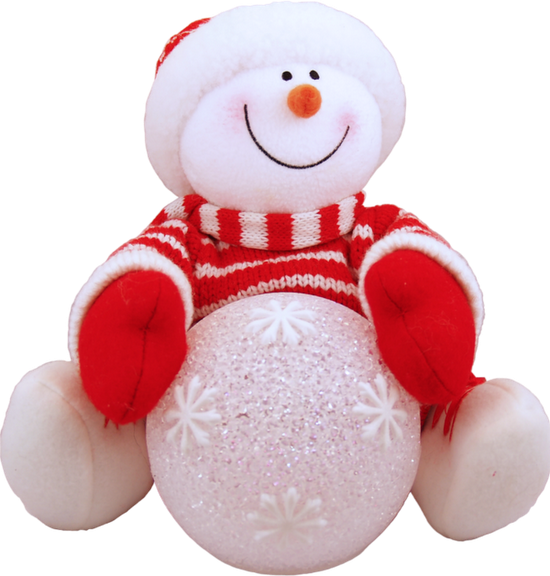 boneco neve- fofinho