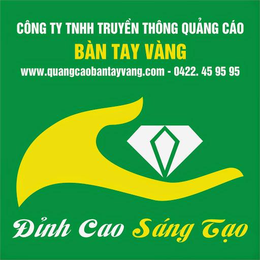 Công ty quảng cáo Bàn Tay Vàng