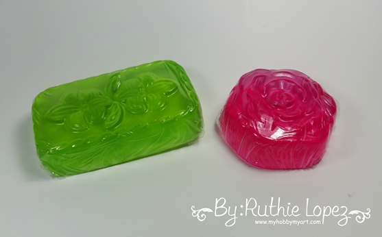 Jabones decorativos - Soap - Ruthie Lopez - My Hobby My Art