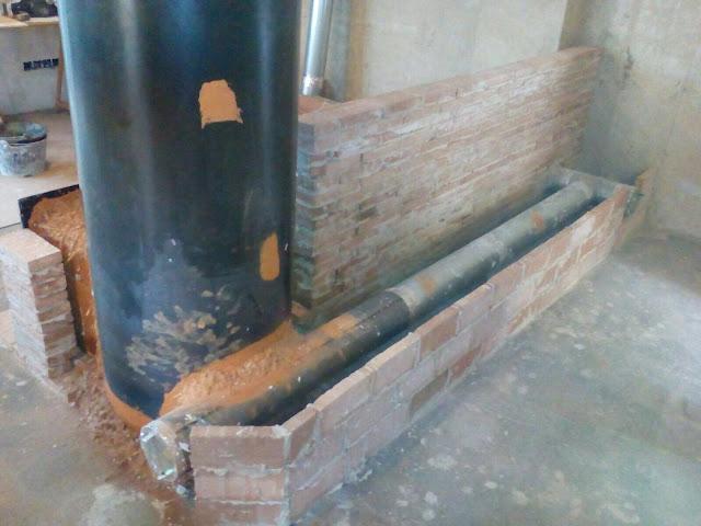 making bench's walls