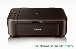 Cách download driver máy in Canon PIXMA MG3220 – cách cấu hình