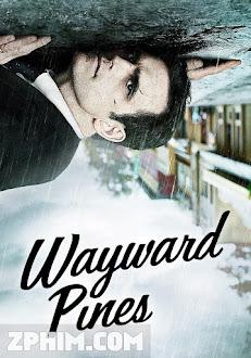 Thị Trấn Wayward Pines 1 - Wayward Pines Season 1 (2015) Poster
