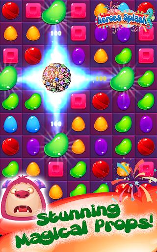 candy heroes mania screenshot 1