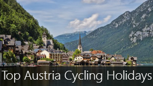 Top 4 Austria Cycling Holidays