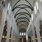 Église Notre-Dame-de-la-Croix de Ménilmontant : nef rénovée