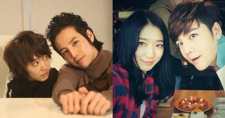 7 actors that Park Shin Hye was romantically paired with ...