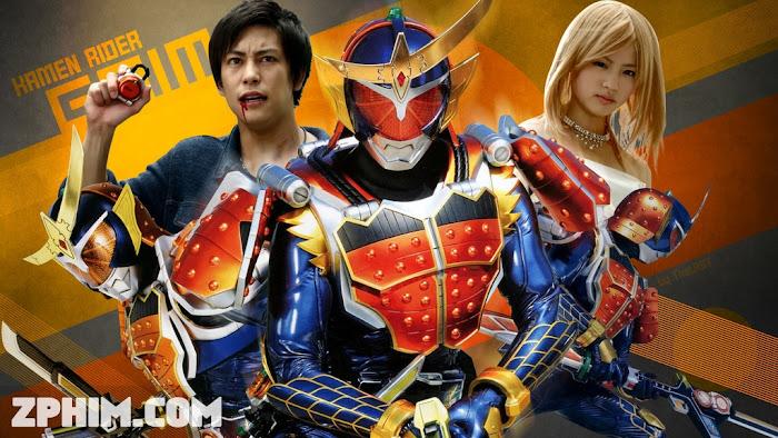 Ảnh trong phim Siêu Nhân Kamen - Kamen Rider Gaim 1