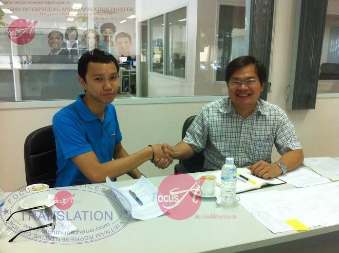 Cho thuê phiên dịch, hướng dẫn viên tại Thái Lan