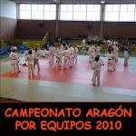 CAMPEONATO ARAGÓN  CADETE POR EQUIPOS 2010