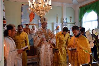 2016 07 24 Архиєрейські богослужіння в селі Глушківка