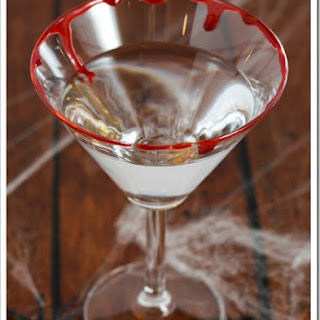 Devils Food Cake Martini