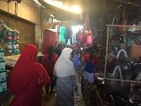 Menyusuri pasar tradisional Indonesia