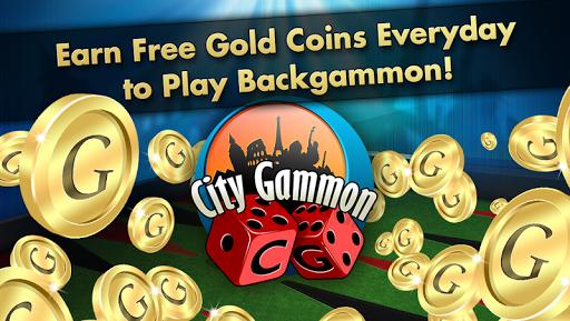 CityGammon Social Backgammon