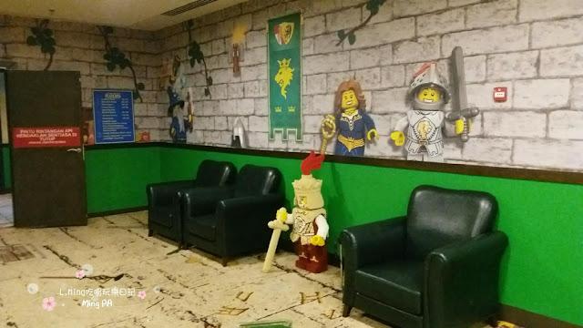 暑假星馬6天之行[插入] ~超強推介馬來西亞Lego Hotel (Malaysia)