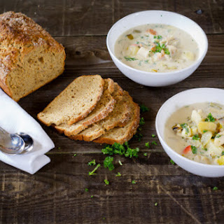 Traditional Irish Seafood Chowder