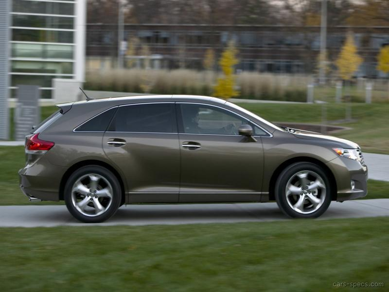 2010 toyota venza wagon specifications pictures prices. Black Bedroom Furniture Sets. Home Design Ideas