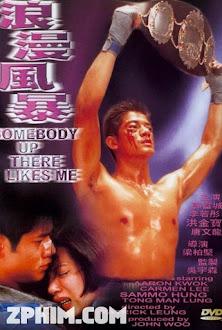Lãng Mạn Phong Bạo - Somebody Up There Likes Me (1996) Poster
