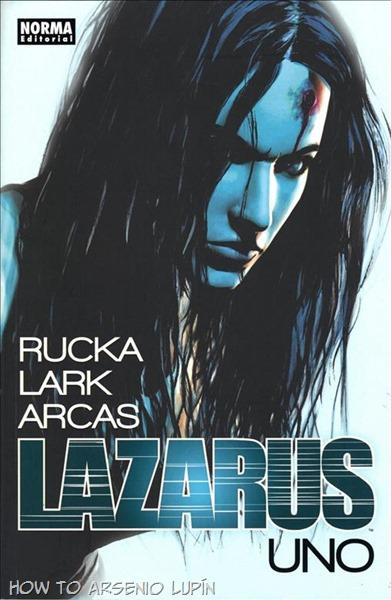 P00001 - Lazarus -  - Familia #1