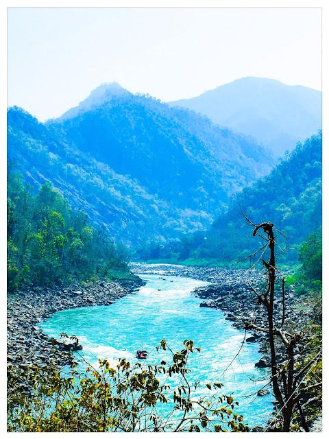 Rishikesh River