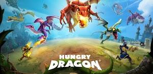 تحميل لعبة Hungry Dragon مهكرة للاندرويد آخر اصدار