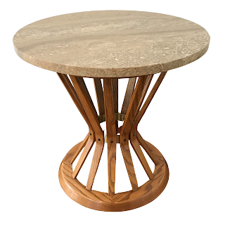 Edward Wormley for Dunbar 'Sheaf of Wheat' Accent Table