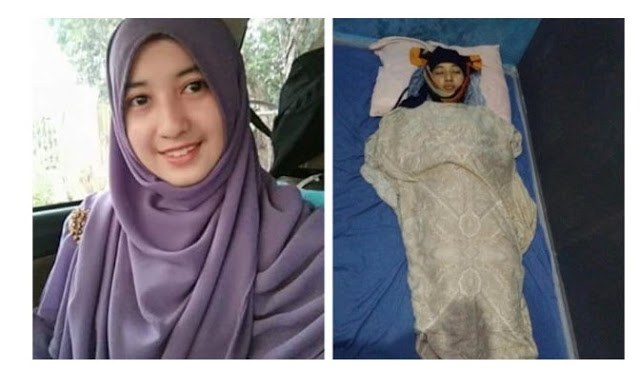 Innalillahi, Gadis Ini Wafat Usai Menghafal Al'Quran