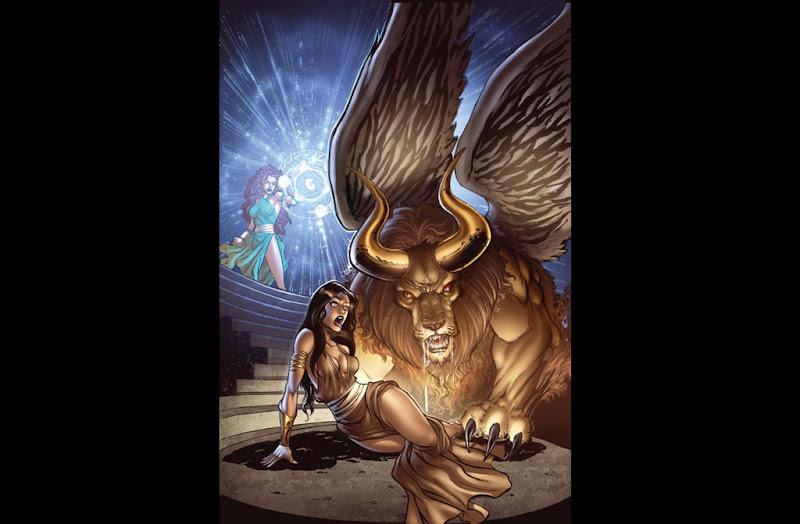 Amazing Creature, Spirit Companion 2